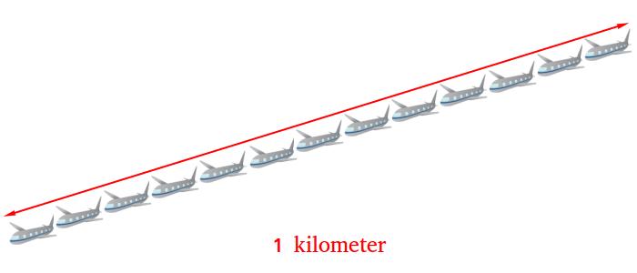 1 kilometer